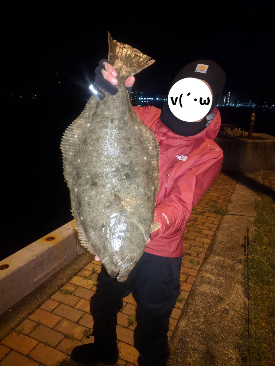 高松 ヒラメ