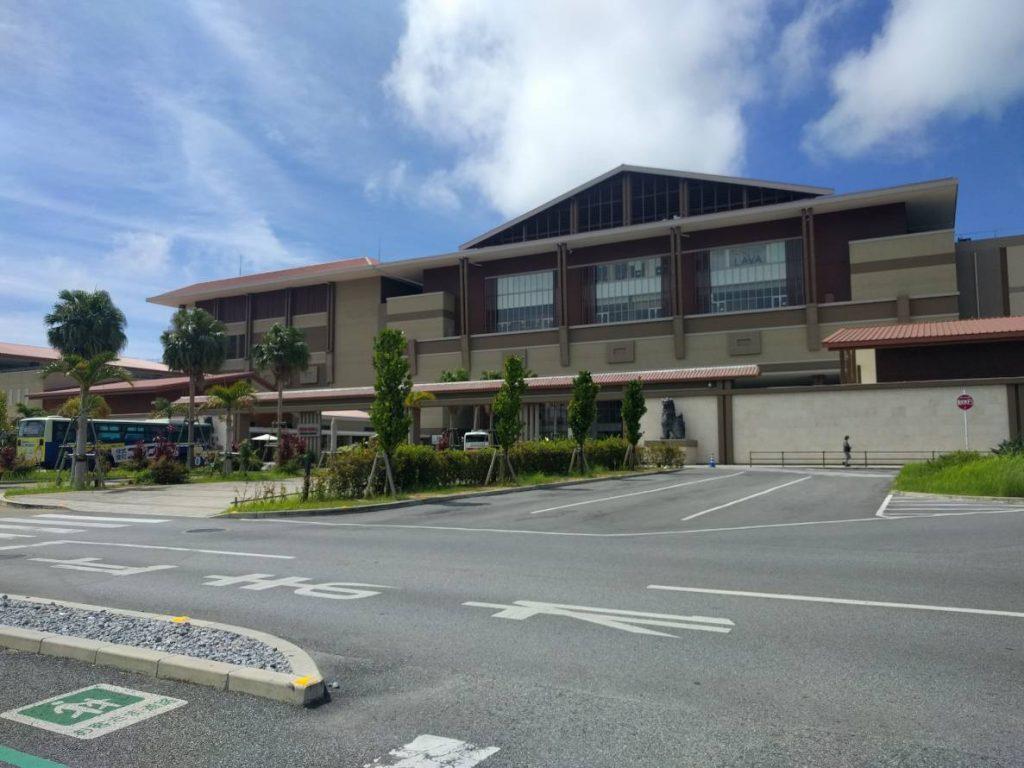 沖縄 イオン ライカム